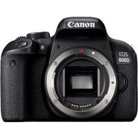 Canon EOS 800D - digital camera - body only