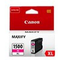 Canon PGI-1500XL M - High Yield - magenta - original - ink tank