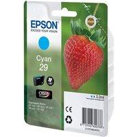 Epson 29 - cyan - original - ink cartridge