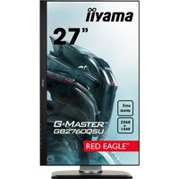 "iiyama G-MASTER Red Eagle GB2760QSU-B1 - LED monitor - 27"""