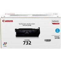 Canon 732 C - cyan - original - toner cartridge