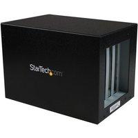 StarTech.com PCI Express to 4 Slot PCI Expansion System - PCIeo PCI expansion box - External PCI slot - PCI expansion chassis (PEX2PCI4) - system bus extender
