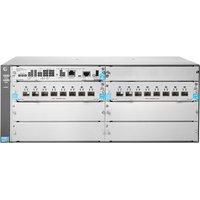 HPE Aruba 5406R 16-port SFP+ (No PSU) v3 zl2 - switch - 16 ports - Managed - rack-mountable