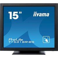 "iiyama ProLite T1531SR-B5 - LED monitor - 15"""