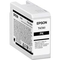 Epson UltraChrome Pro T47A1 - black - original - ink tank