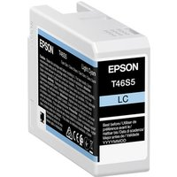 Epson T46S5 - light cyan - original - ink cartridge