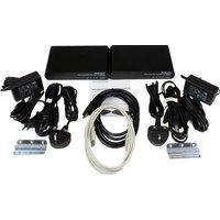 StarTech.com 330ft (100m) USB HDMI over CAT5e / CAT6 KVM Extender - 1080p Uncompressed HD Video - IT Grade KVM Console Extender for PC (SV565UTPHDU) - KVM / USB extender