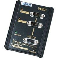 ATEN VS-201 - monitor switch - 2 ports