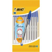 Image of BIC Cristal - ballpoint pen (pack of 10)