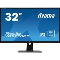 "iiyama ProLite XB3270QS-B1 - LED monitor - 32"""