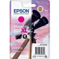 Epson 502XL - high capacity - magenta - original - ink cartridge