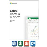 'Microsoft Office Home And Business 2019 - Box Pack - 1 Pc/mac