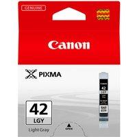 Canon CLI-42LGY - light grey - original - ink tank