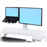 Ergotron WorkFit - mounting component - for LCD display / notebook