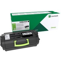 Lexmark - Extra High Yield - black - original - toner cartridge - LCCP, LRP
