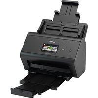 Brother ADS-2800W - document scanner - desktop - USB 2.0, Gigabit LAN, Wi-Fi(n), USB 2.0 (Host)