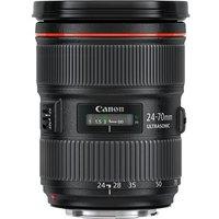 Canon EF zoom lens - 24 mm - 70 mm