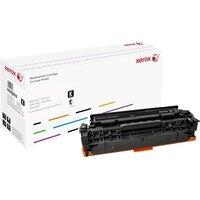 Xerox - black - original - toner cartridge (alternative for: HP CE410X)