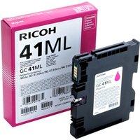 Ricoh GC 41ML - Low Yield - magenta - original - ink cartridge