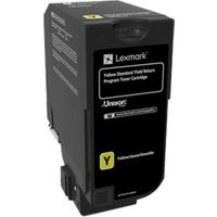 Lexmark - yellow - original - toner cartridge - LRP