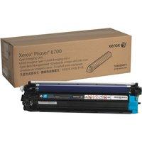 Xerox Phaser 6700 - cyan - original - printer imaging unit