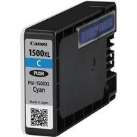 Canon PGI-1500XL C - High Yield - cyan - original - ink tank