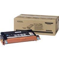 Xerox Phaser 6180MFP - high capacity - cyan - original - toner cartridge