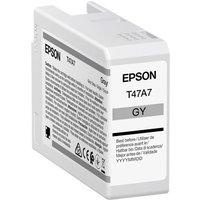 Epson UltraChrome Pro T47A7 - grey - original - ink tank