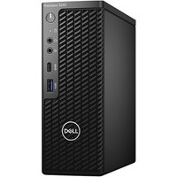 Dell Precision 3240 Compact - USFF - Xeon W-1250 3.3 GHz - vPro - 32 GB - SSD 512 GB - with 1-year ProSupport NBD (CH, IE, UK - 3-year)