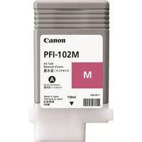 Canon LUCIA PFI-102 M - magenta - original - ink tank