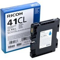 Ricoh GC 41CL - Low Yield - cyan - original - ink cartridge
