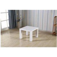 Table basse carrée design laquée blanche naomie. Poids : 13 Garantie : 2 ans Expedié sous : 1 à 2 semaines Matière : MDF recouvert d'une laq