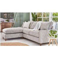 Product photograph showing Beckenham 2 Seater Chaise Sofa Bed