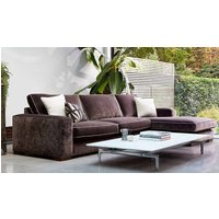 Product photograph showing Ashdown Chaise Sofa - Left Or Right