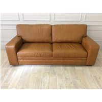 Product photograph showing Sloane 3 5 Str Sofabed With Upgrade Memory Foam Mattress