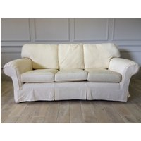 Product photograph showing Geraldine 3 Seater