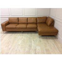 Product photograph showing Kingly 4 Seater Sofa With Right Chaise
