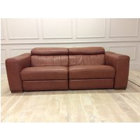 Product photograph showing Florentina 3 Seater With Electric Recliners