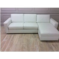 Product photograph showing 3str Marco Sofabed With Chaise In 10by