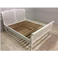 Product photograph showing Charlotte Chateau King Size Bed
