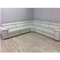 Product photograph showing Fabio Extra Large Corner Sofa