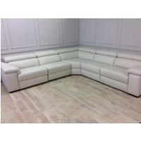 Product photograph showing Fabio Extra Large Corner Sofa