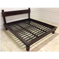 Product photograph showing Morris Superking Bed