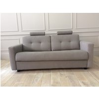 Product photograph showing Alexi 3 Seater Sofa Bed