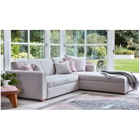 Product photograph showing Launceston 2 Seater Storage Chaise Sofa Bed