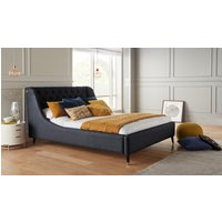 Product photograph showing Perth King Bed Frame