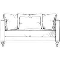 Product photograph showing Berkeley Loveseat