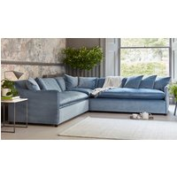 Product photograph showing Norbury 2 X 2 Seater Corner Sofa Bed