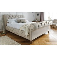Product photograph showing Headly Double Bed High End