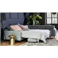 Product photograph showing Venice Corner Sofa Bed
